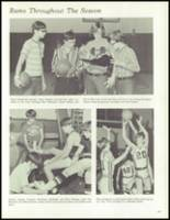 1973 Laurel Valley High School Yearbook Page 110 & 111