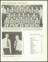 1973 Laurel Valley High School Yearbook Page 116 & 117