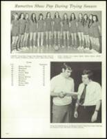 1973 Laurel Valley High School Yearbook Page 118 & 119