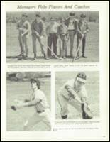 1973 Laurel Valley High School Yearbook Page 122 & 123
