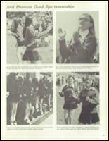 1973 Laurel Valley High School Yearbook Page 124 & 125