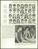 1973 Laurel Valley High School Yearbook Page 130 & 131