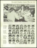 1973 Laurel Valley High School Yearbook Page 132 & 133