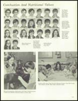 1973 Laurel Valley High School Yearbook Page 136 & 137