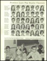 1973 Laurel Valley High School Yearbook Page 140 & 141