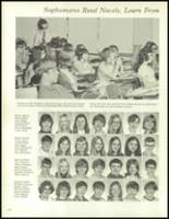 1973 Laurel Valley High School Yearbook Page 144 & 145