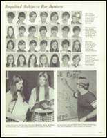 1973 Laurel Valley High School Yearbook Page 146 & 147