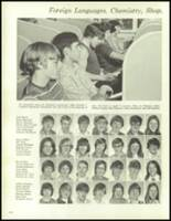 1973 Laurel Valley High School Yearbook Page 148 & 149