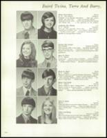 1973 Laurel Valley High School Yearbook Page 152 & 153