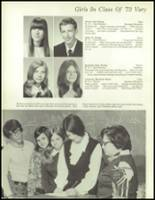 1973 Laurel Valley High School Yearbook Page 154 & 155