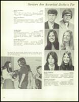 1973 Laurel Valley High School Yearbook Page 158 & 159