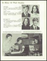 1973 Laurel Valley High School Yearbook Page 160 & 161