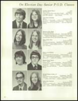 1973 Laurel Valley High School Yearbook Page 162 & 163
