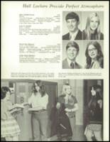 1973 Laurel Valley High School Yearbook Page 164 & 165