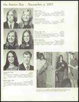 1973 Laurel Valley High School Yearbook Page 166 & 167