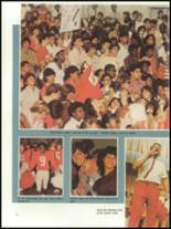 1984 Coral Gables High School Yearbook Page 22 & 23