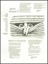 1984 Coral Gables High School Yearbook Page 40 & 41