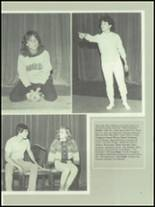 1984 Coral Gables High School Yearbook Page 74 & 75