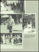 1984 Coral Gables High School Yearbook Page 80 & 81