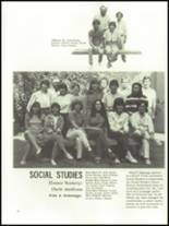 1984 Coral Gables High School Yearbook Page 84 & 85