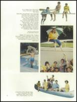 1984 Coral Gables High School Yearbook Page 98 & 99