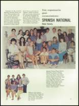 1984 Coral Gables High School Yearbook Page 100 & 101