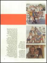 1984 Coral Gables High School Yearbook Page 104 & 105