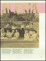 1984 Coral Gables High School Yearbook Page 106 & 107