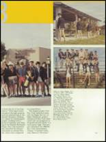 1984 Coral Gables High School Yearbook Page 108 & 109