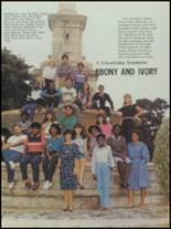 1984 Coral Gables High School Yearbook Page 112 & 113