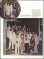 1984 Coral Gables High School Yearbook Page 116 & 117
