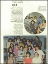 1984 Coral Gables High School Yearbook Page 126 & 127