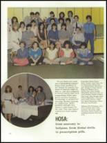 1984 Coral Gables High School Yearbook Page 128 & 129