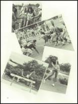 1984 Coral Gables High School Yearbook Page 130 & 131