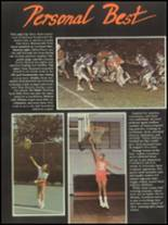 1984 Coral Gables High School Yearbook Page 132 & 133