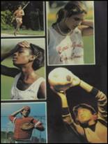 1984 Coral Gables High School Yearbook Page 142 & 143