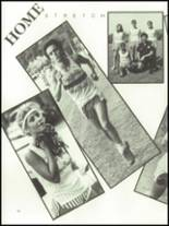 1984 Coral Gables High School Yearbook Page 152 & 153