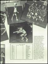 1984 Coral Gables High School Yearbook Page 154 & 155