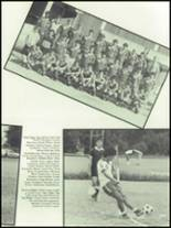 1984 Coral Gables High School Yearbook Page 170 & 171