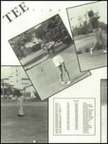 1984 Coral Gables High School Yearbook Page 174 & 175