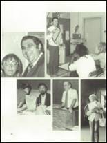 1984 Coral Gables High School Yearbook Page 198 & 199