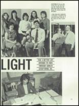 1984 Coral Gables High School Yearbook Page 208 & 209
