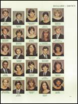1984 Coral Gables High School Yearbook Page 218 & 219