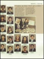 1984 Coral Gables High School Yearbook Page 220 & 221