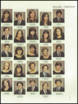 1984 Coral Gables High School Yearbook Page 234 & 235