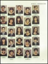 1984 Coral Gables High School Yearbook Page 238 & 239