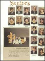 1984 Coral Gables High School Yearbook Page 242 & 243