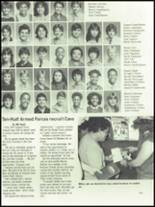 1984 Coral Gables High School Yearbook Page 266 & 267