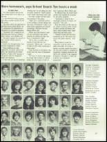 1984 Coral Gables High School Yearbook Page 270 & 271