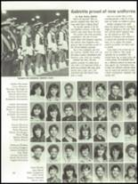 1984 Coral Gables High School Yearbook Page 272 & 273